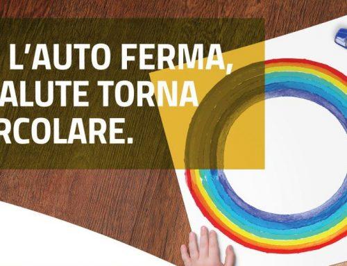 CON L'AUTO FERMA LA SALUTE TORNA A CIRCOLARE